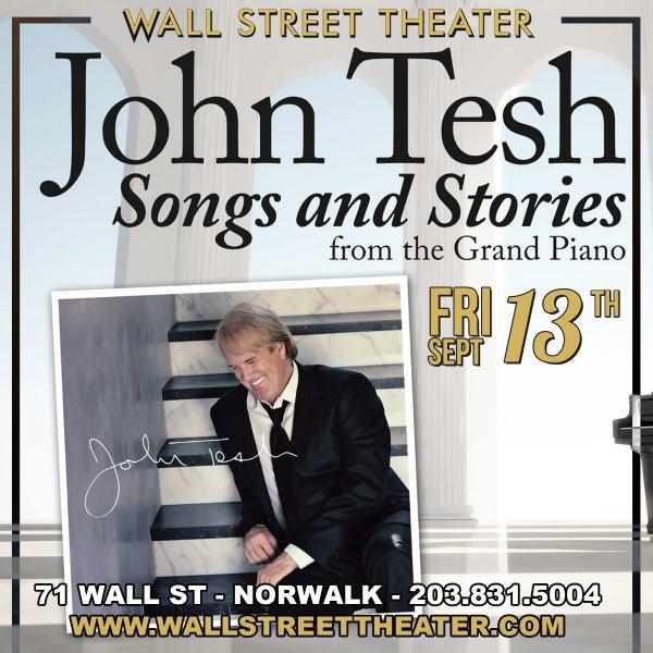 John Tesh - Songs & Stories from the Grand Piano