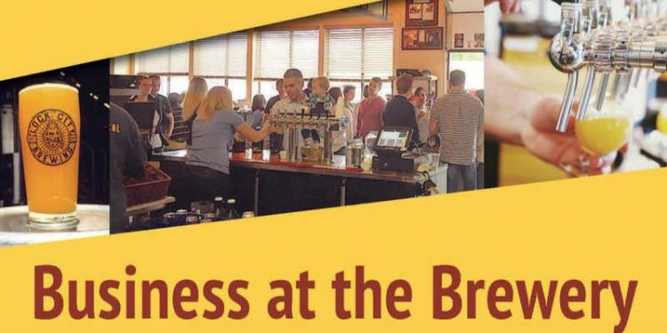 Stamford Alive and Lock City Brewing present Business at the Brewery