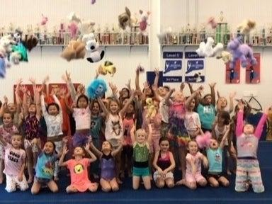Parent's Night Out at the YMCA Gymnastics Center