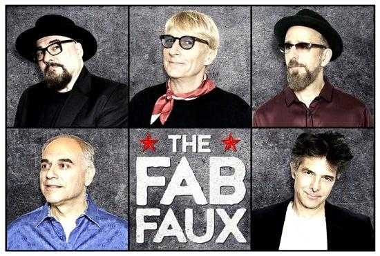 The Fab Faux Yesterday and Today at The Warehouse, FTC