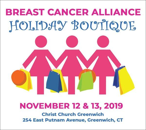 Breast Cancer Alliance Holiday Gift Boutique