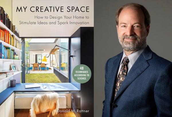 Author Talk and Book Signing: My Creative Space