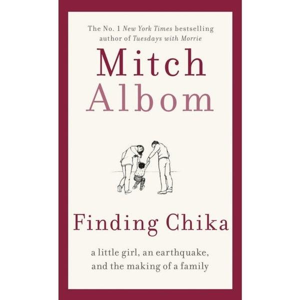Circle of Care to Host Mitch Albom and His New Book, Chika