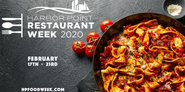 Harbor Point Restaurant Week