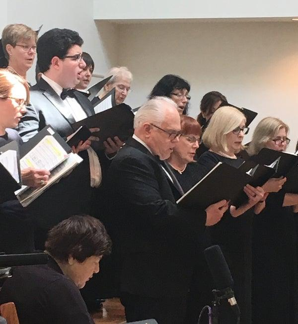 Sing with the Stamford Chorale