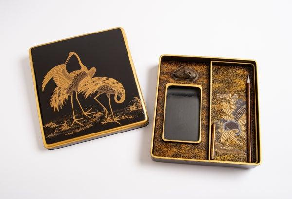 Opening Lecture & Reception: Art of Japanese Lacquer Boxes