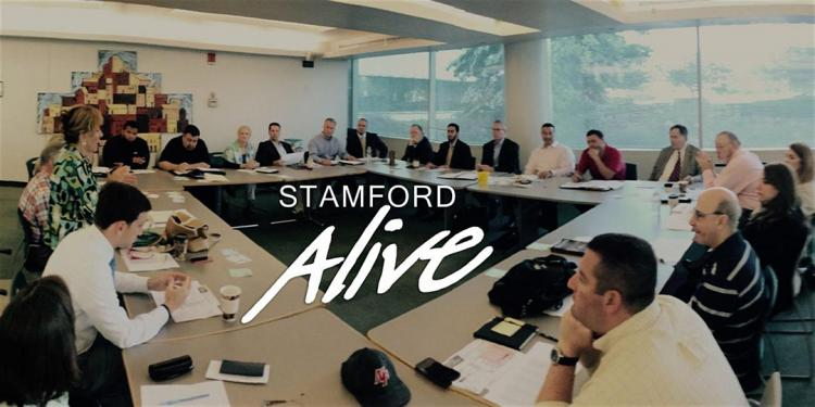 Stamford Alive - Morning Networking & Referrals Group