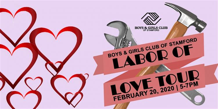 The Boys & Girls Club of Stamford - Labor of Love Tour
