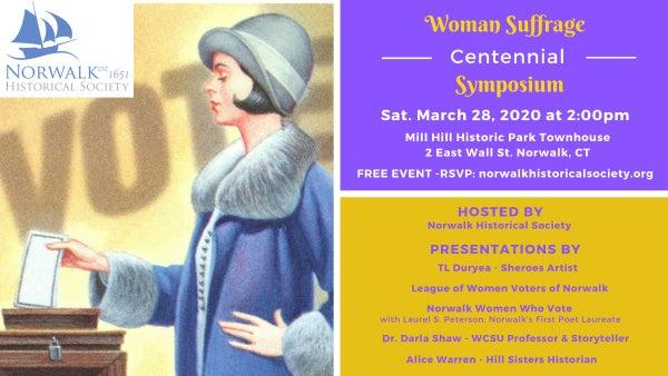 Woman Suffrage Centennial Symposium