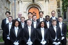 Whiffenpoofs Sing for Westport