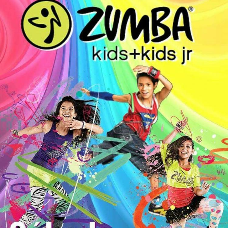 Zumba Kids Jr Classes