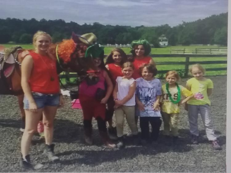 Seaton Hackney Stables 2018 Summer Camp