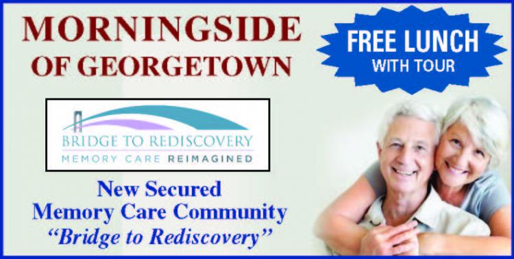 FREE LUNCH AND TOUR at Morningside Assisted Living