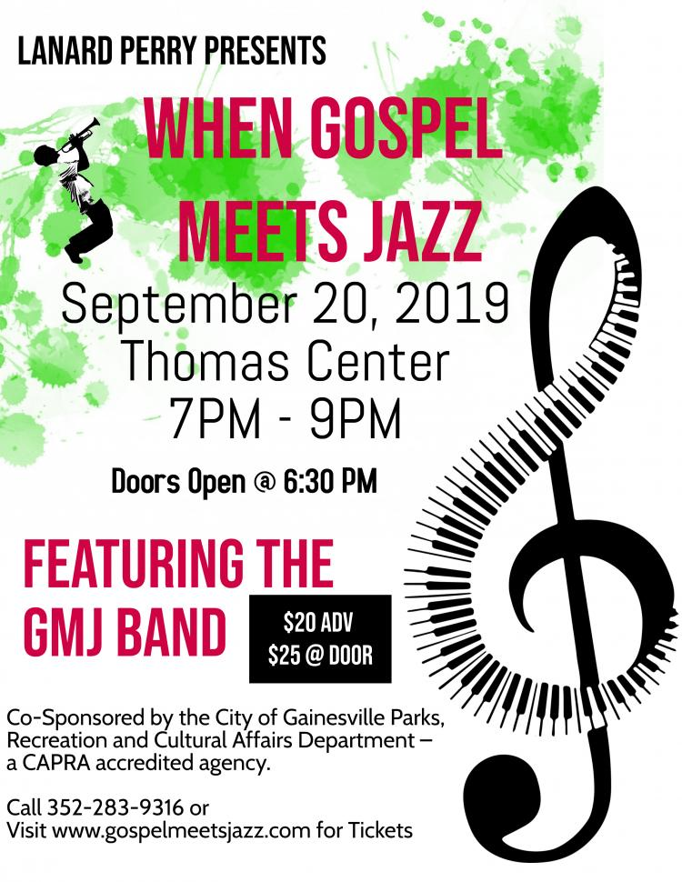 Gospel Meets Jazz Concert