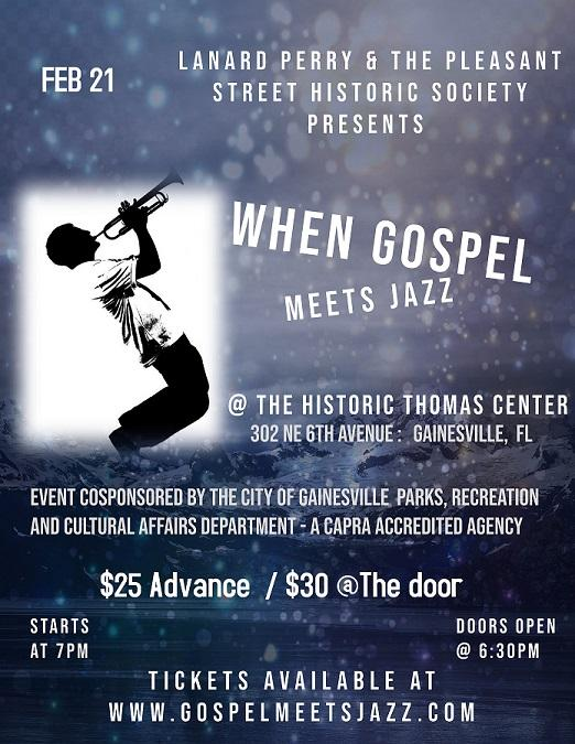 When Gospel Meets Jazz