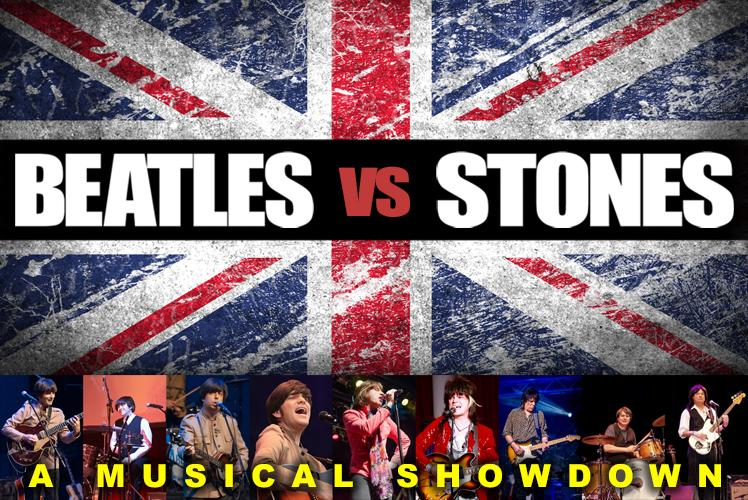 Beatles vs Stones - A Musical Showdown