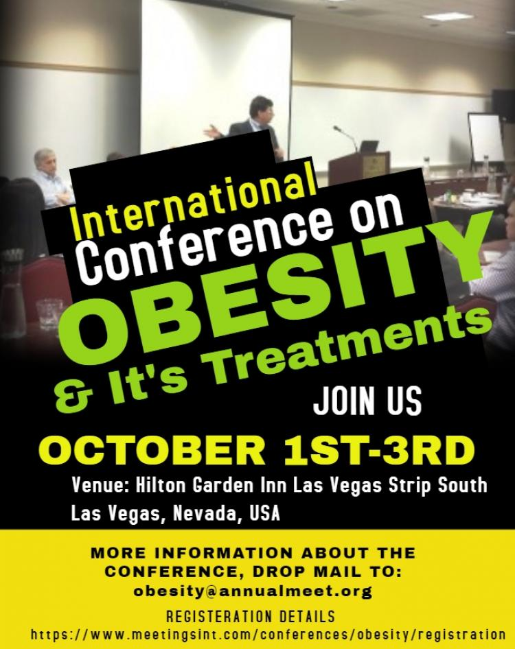 International Conference On Obesity & Its Treatment