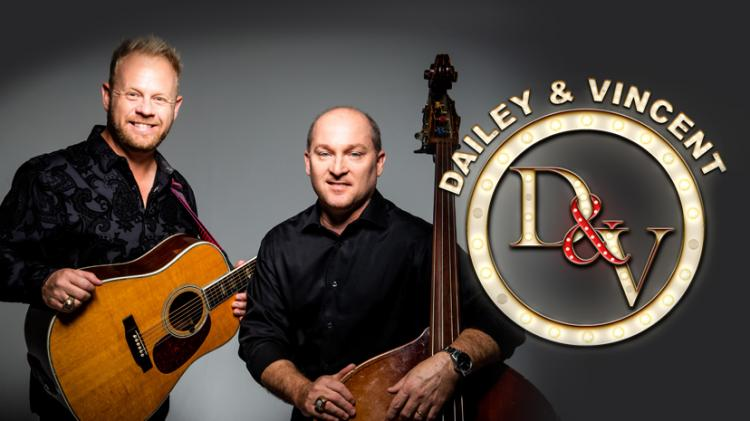 Dailey & Vincent at the Paramount
