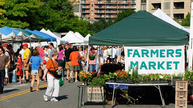 Farmers Markets in the West Metro