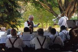 Concert in the Park at Brookview Park