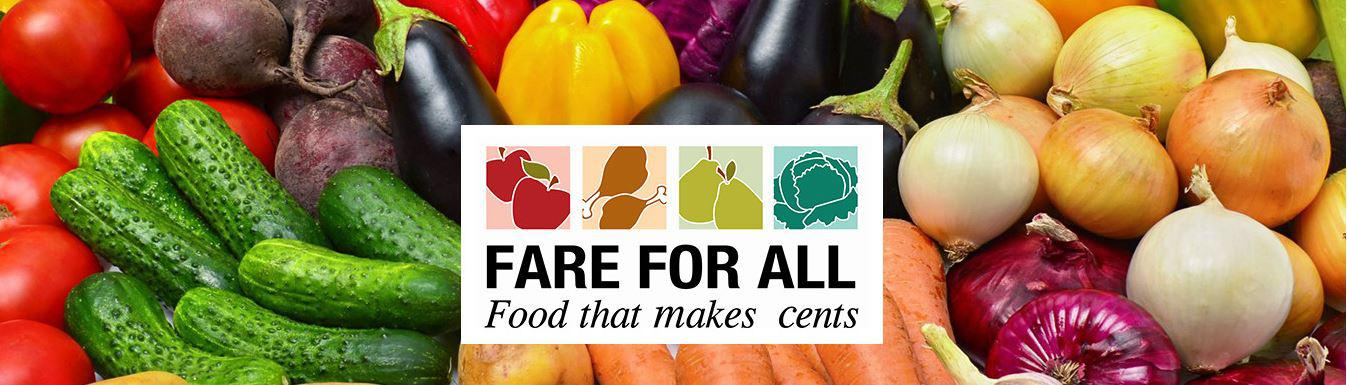 Fare for All - Food that Makes Cents: Golden Valley
