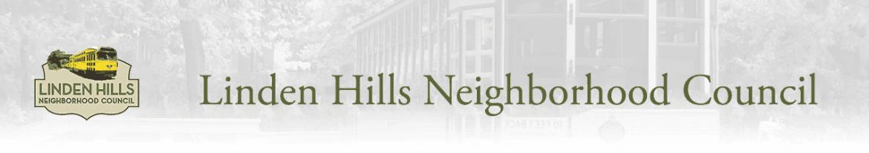 Linden Hills Neighborhood (LHiNC) Board Meeting