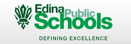 Edina School Board Meeting