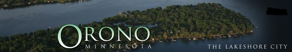 Orono Planning Commission Meetings