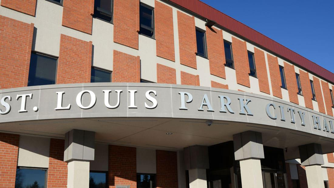 St. Louis Park Study Session
