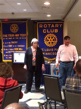 St. Louis Park Rotary Club Meeting