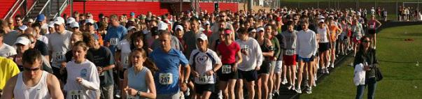 Maple Grove Lions Half-Marathon, 5k and Relay
