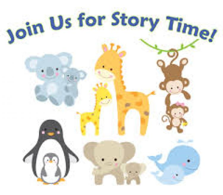 Baby Storytime - Hopkins Library