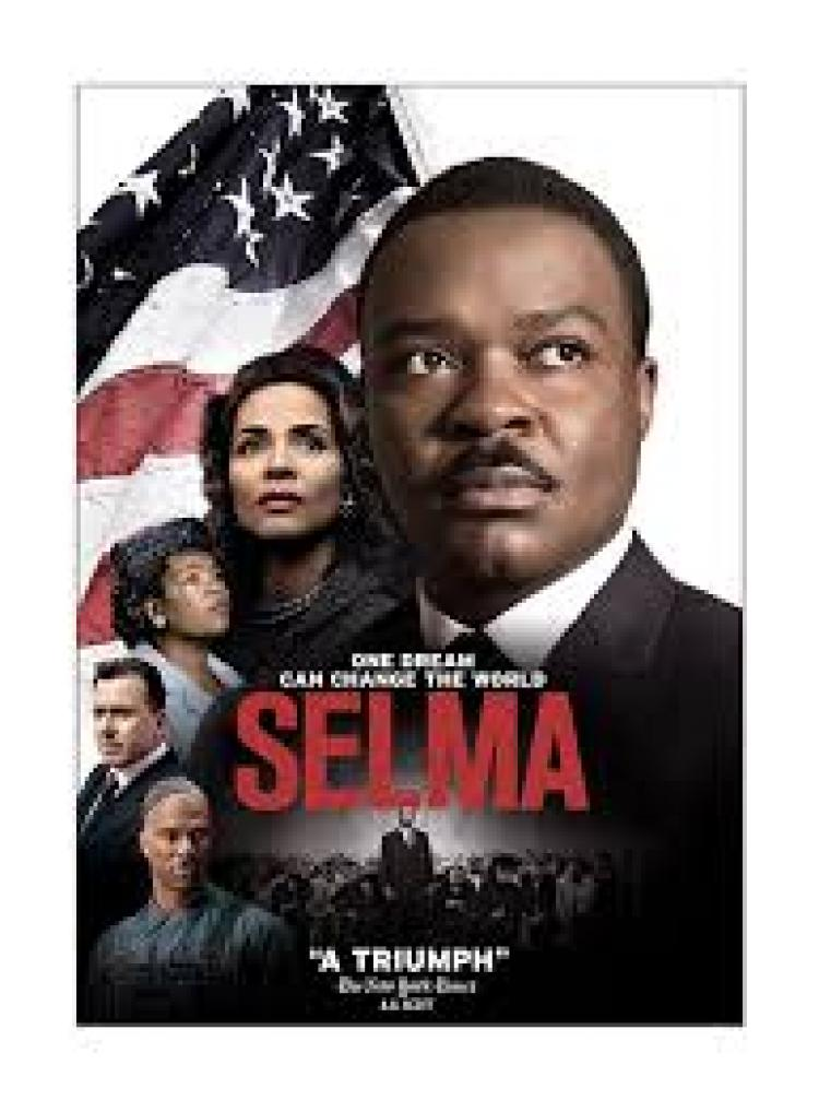 Library Event-Movie- Selma - Crystal