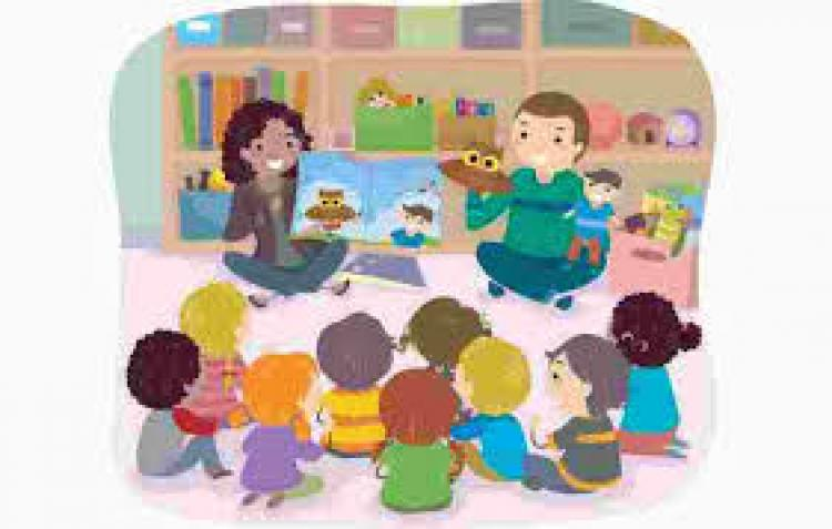 Family Storytime - Golden Valley Library