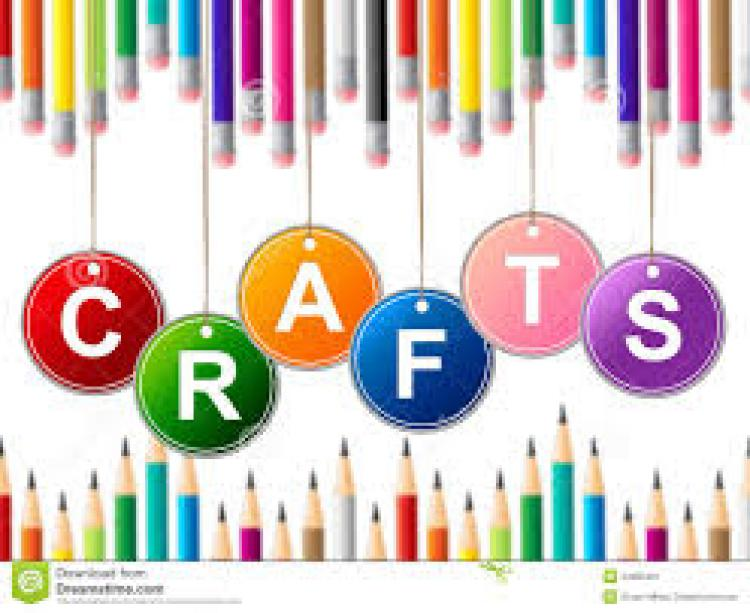 Library Events - Crafternoon - Champlain