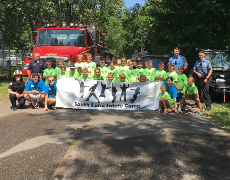 South Lake Safety Camp - Excelsior Fire Department