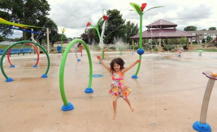 Pools, Splash Pads and Water Parks, OH MY!