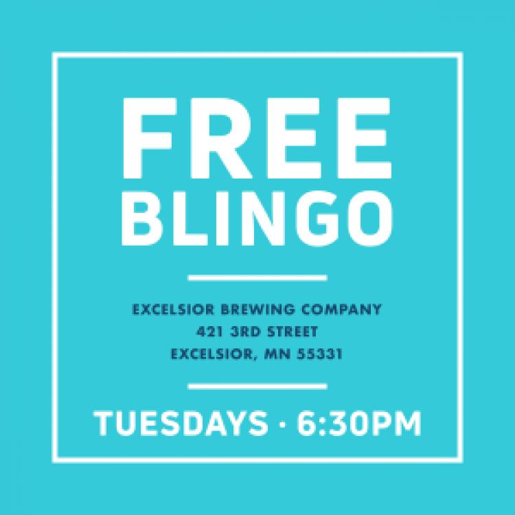 Blingo - Free Bingo at Excelsior Brewing