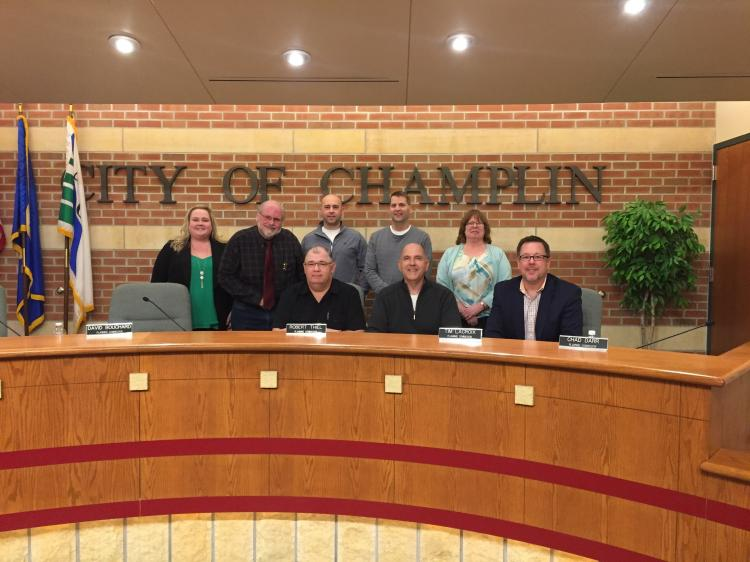 Champlin Planning Commission Meeting