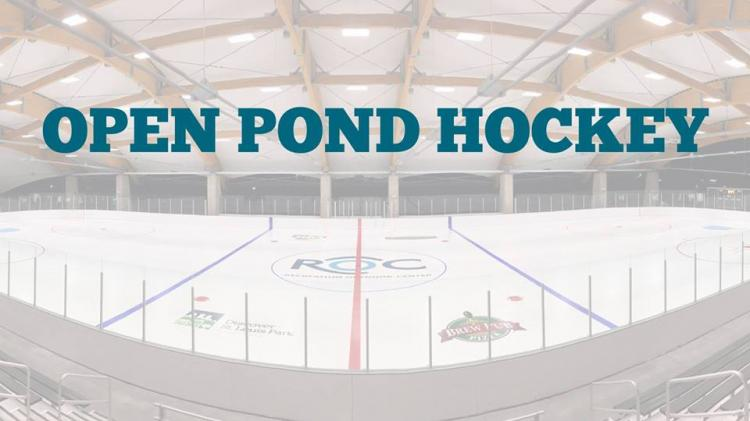 St. Louis Park - Open Pond Hockey