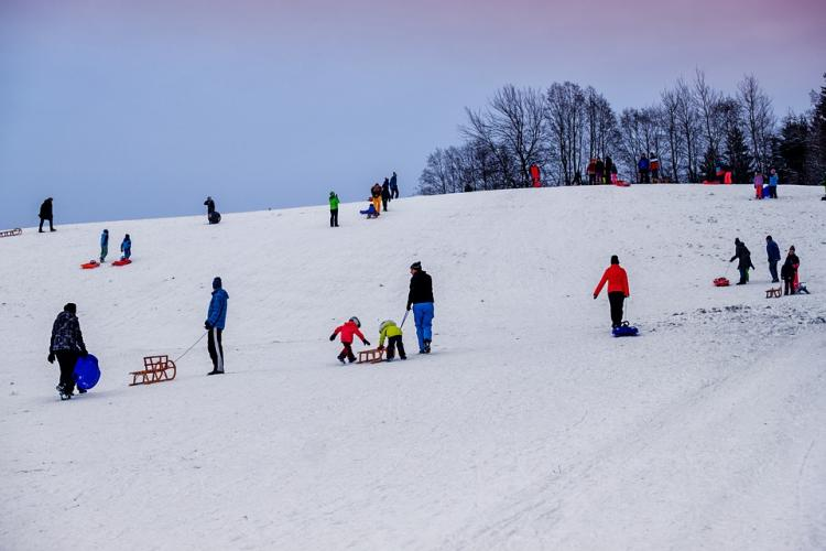 Winter Outdoor Recreation Activities