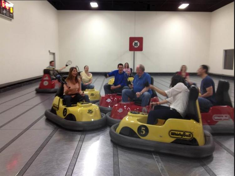 WhirlyBall Bloomington & Maple Grove