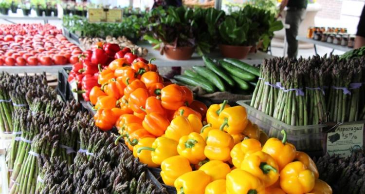 Summer Farmers Markets in the West Metro