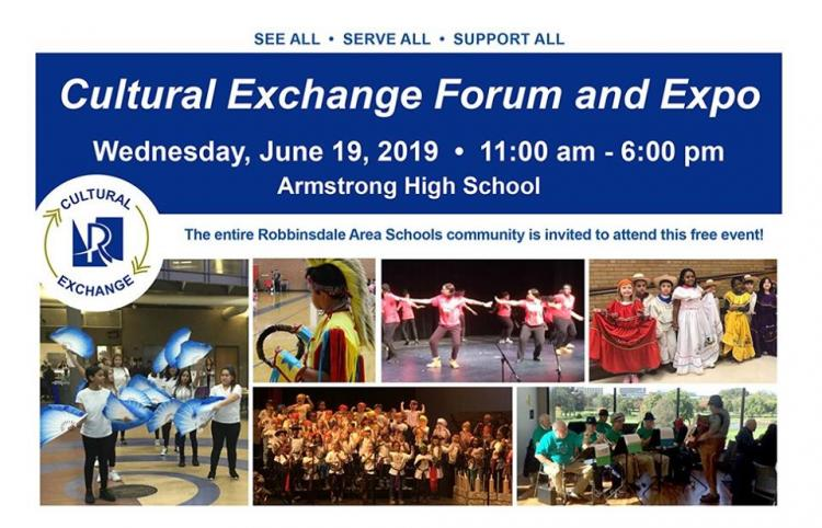 Robbinsdale Area Schools Cultural Exchange Forum and Expo