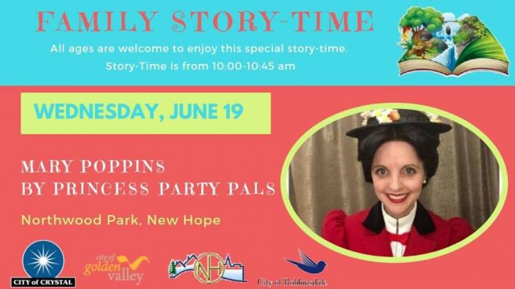 New Hope - Free Family Story-Time Featuring Mary Poppins
