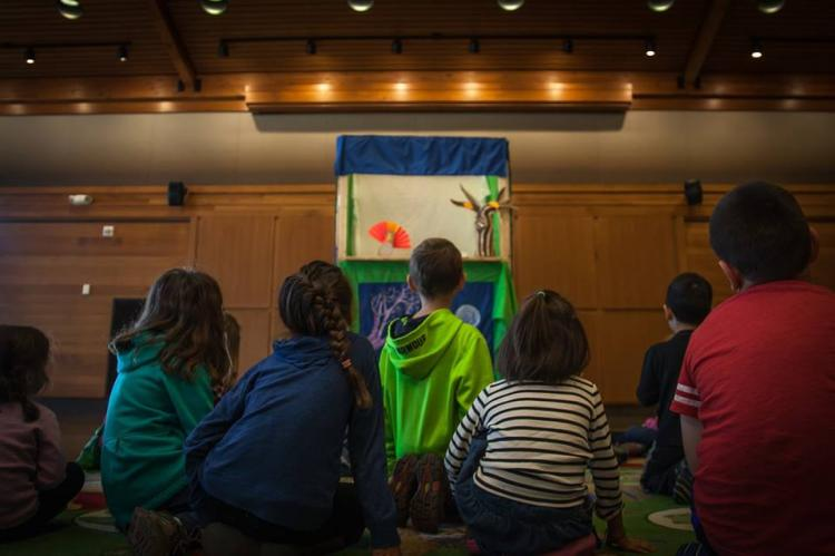 St. Anthony - Puppet Adventures of Ned the Naturalist at Silverwood Park