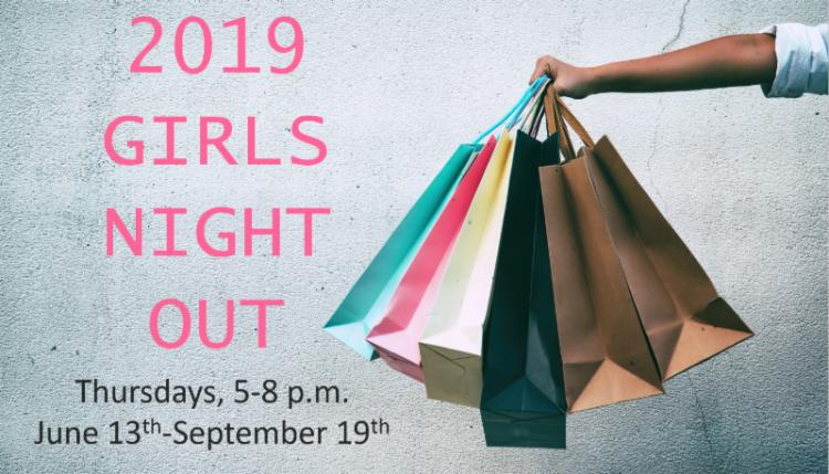 Excelsior - 2019 Girls Night Out