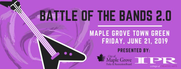 Maple Grove - Battle of the Bands 2.0