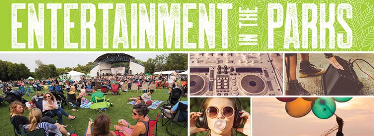 Plymouth - Entertainment in the Parks Series