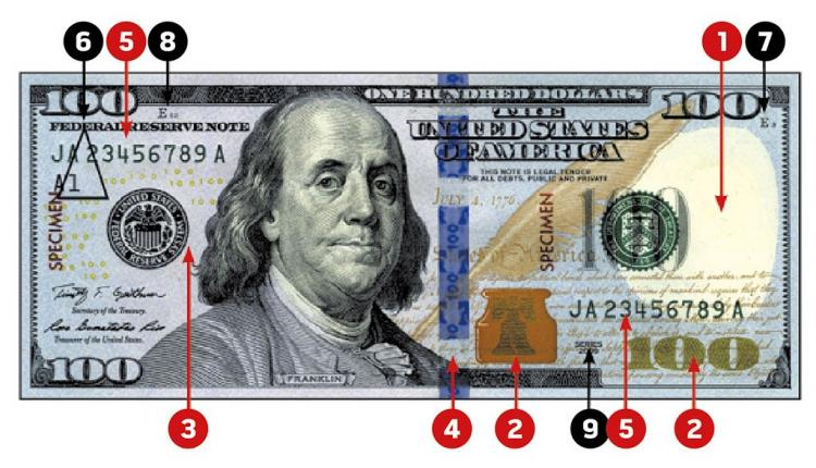 Crystal - Know Your Money: Don't be a Victim of Counterfeiting